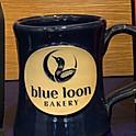 Blue Loon Ceramic Mug