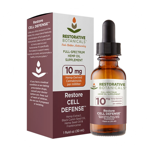 Restore Cell Defense