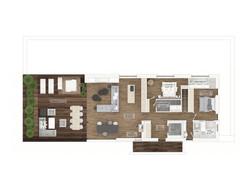 Myrtilles_Plan commercial_PENTHOUSE 2