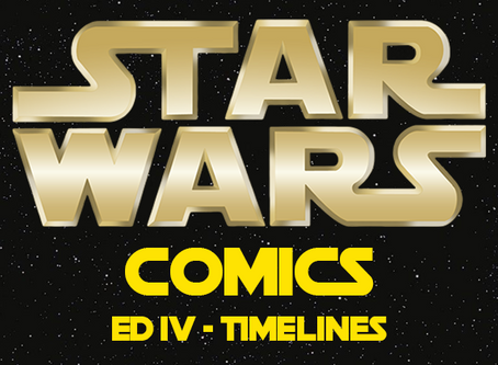 Star Wars Comics ed. 4 - Timelines