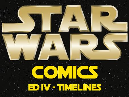 Star Wars Comics ed. 4 - Timelines