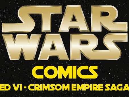 Cópia de Star Wars Comics ed. 6 - The Crimsom Empire Saga