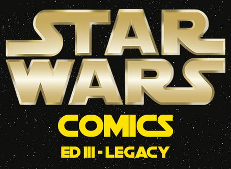 Star Wars Comics ed. 3 - Legacy