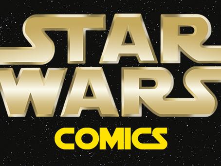 """Star Wars Comics e o """"Universo Expandido"""""""