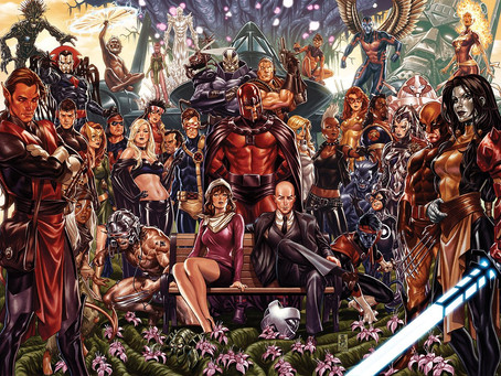 Dinastia X e Potências de X e o futuro dos X-men.