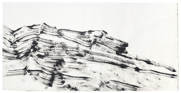 desert rockface