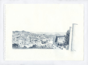 Untitled (Um El Fahem View 3)