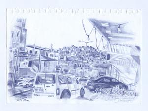 Untitled (Um El Fahem City Center)