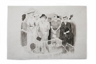 Wizo ladies, 1938