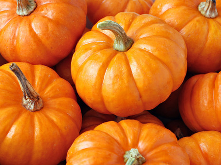 September's Super Food - Pumpkin