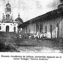Granada Jalteva Escuela Académica CCA