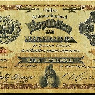 El peso Nicaragüense