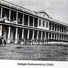 Granada Colegio Centroamérica 1940