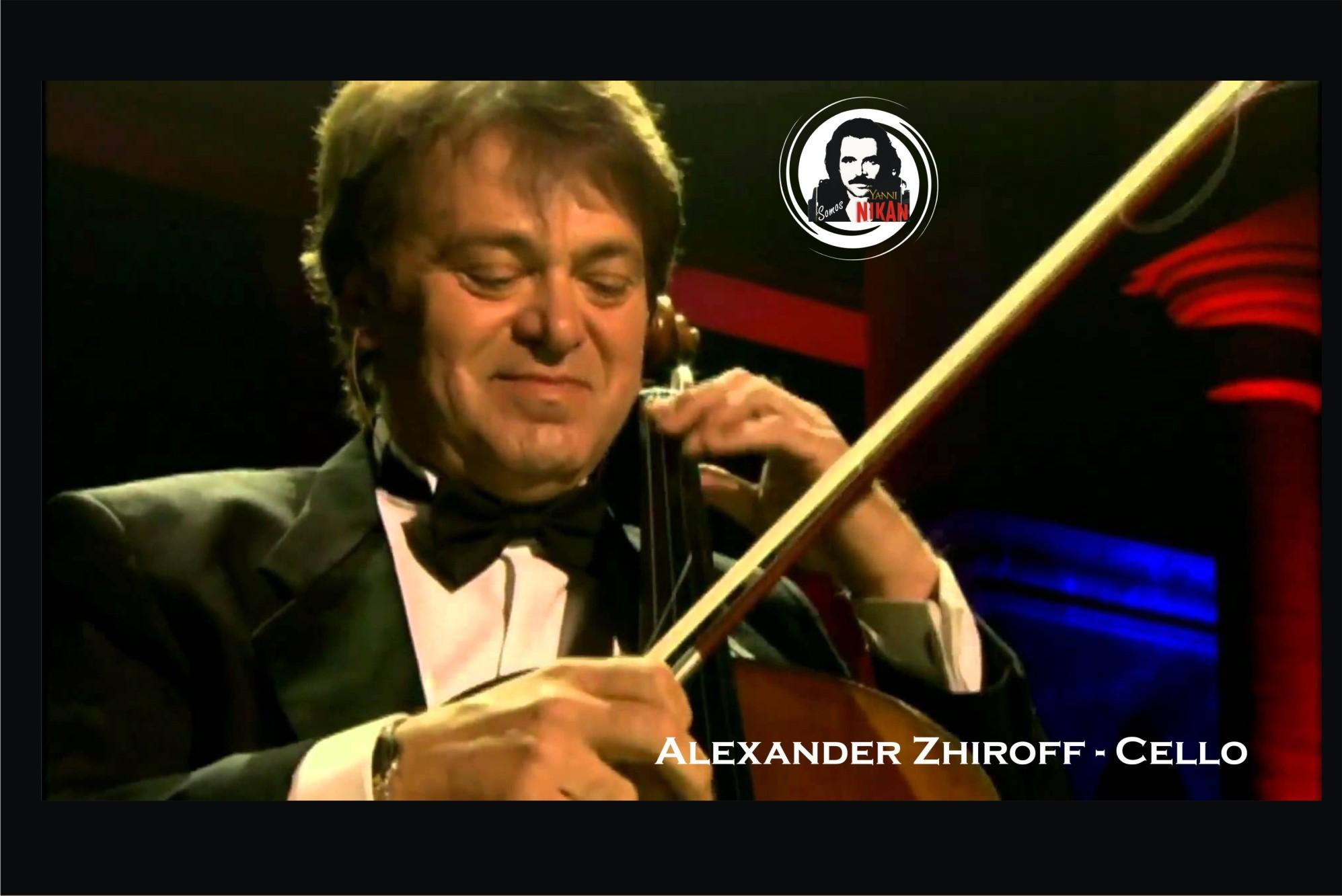 Alexander Zhiroff