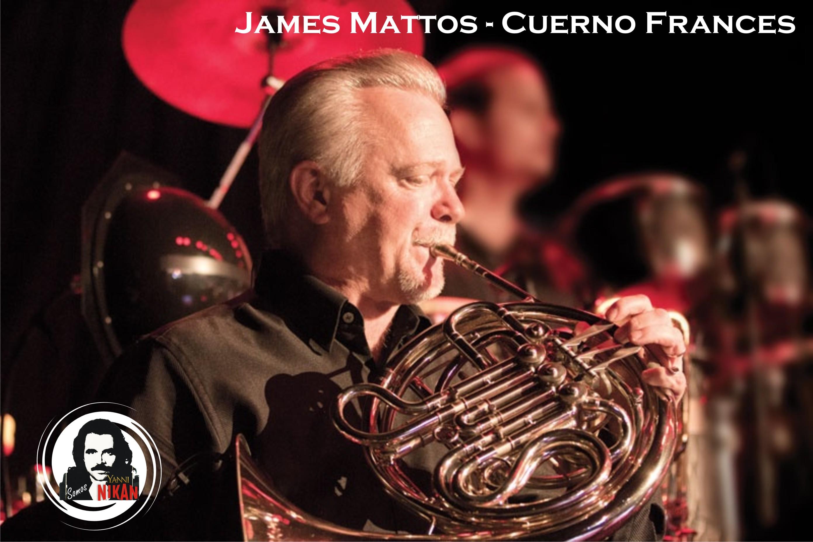 James Mattos