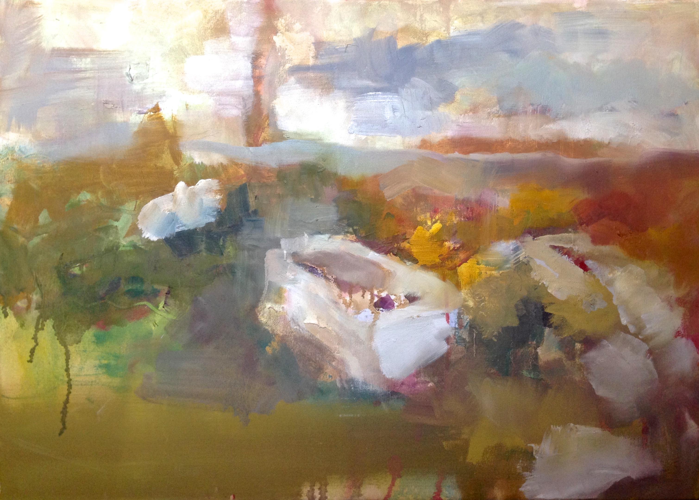'A Washed Landscape'