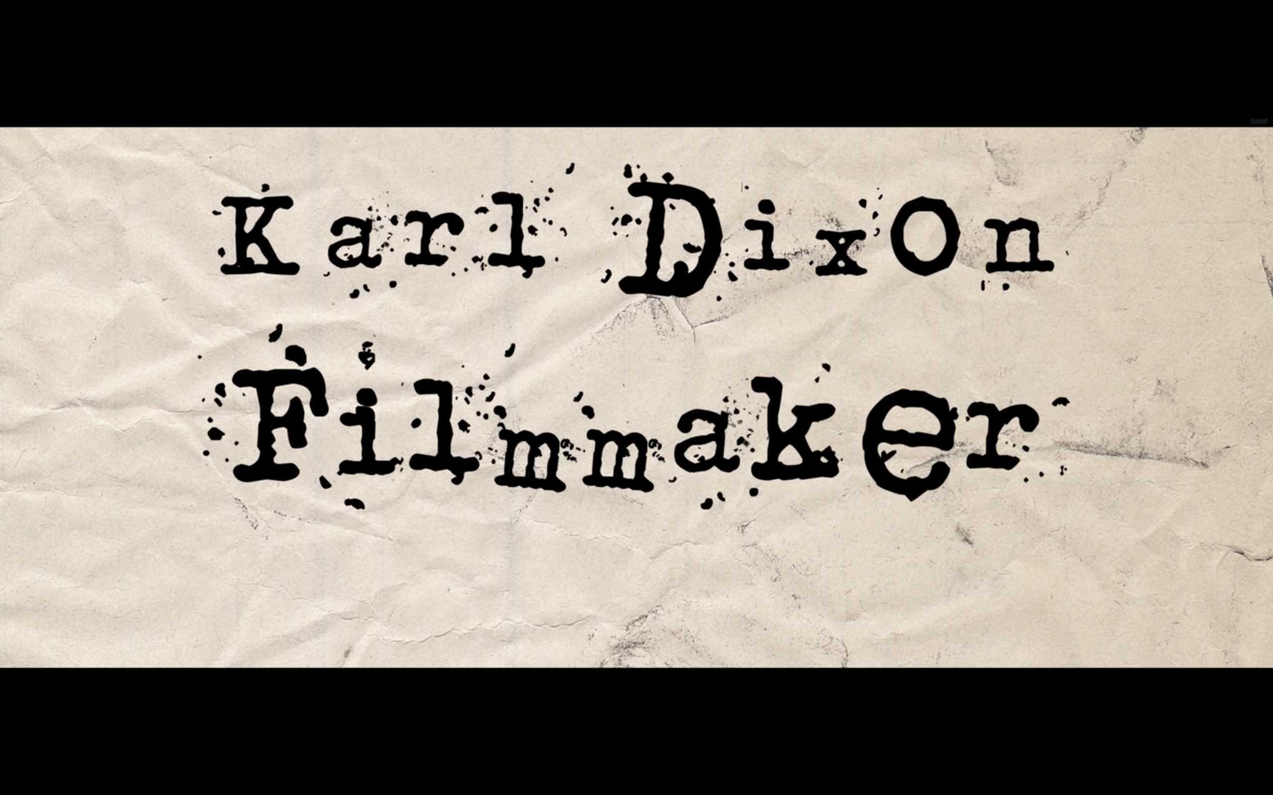 TEAM: KARL DIXON