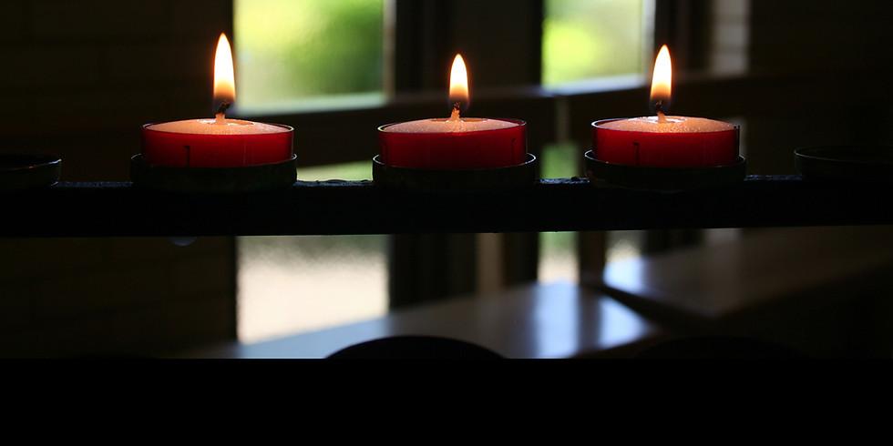 11am Funeral Mass Joscelyn de Sa Friday 23rd July
