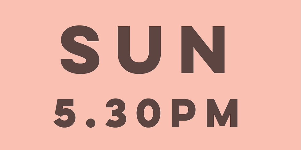 5:30pm Mass Sunday 2nd May 2021