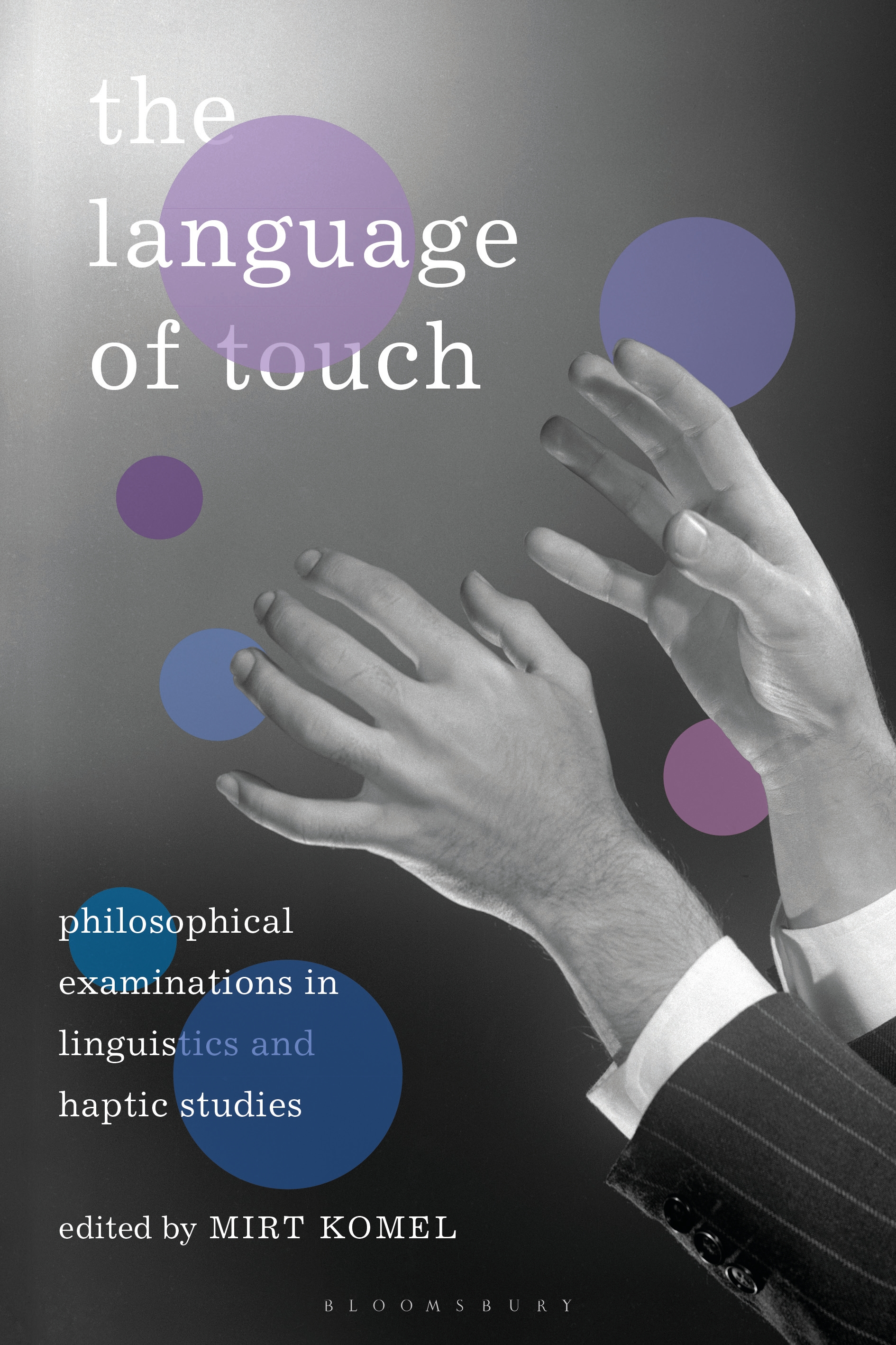 language of touch 9781350059269