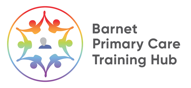 Barnet Primary Care Training Hub Logo We
