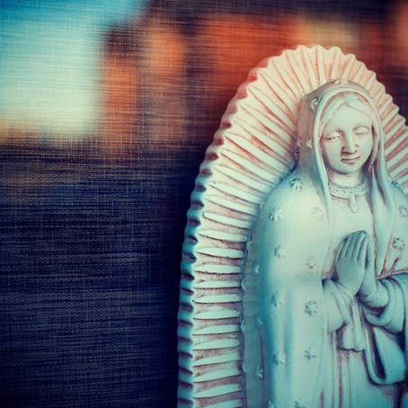 Fr Eamon: May - the Month of Mary