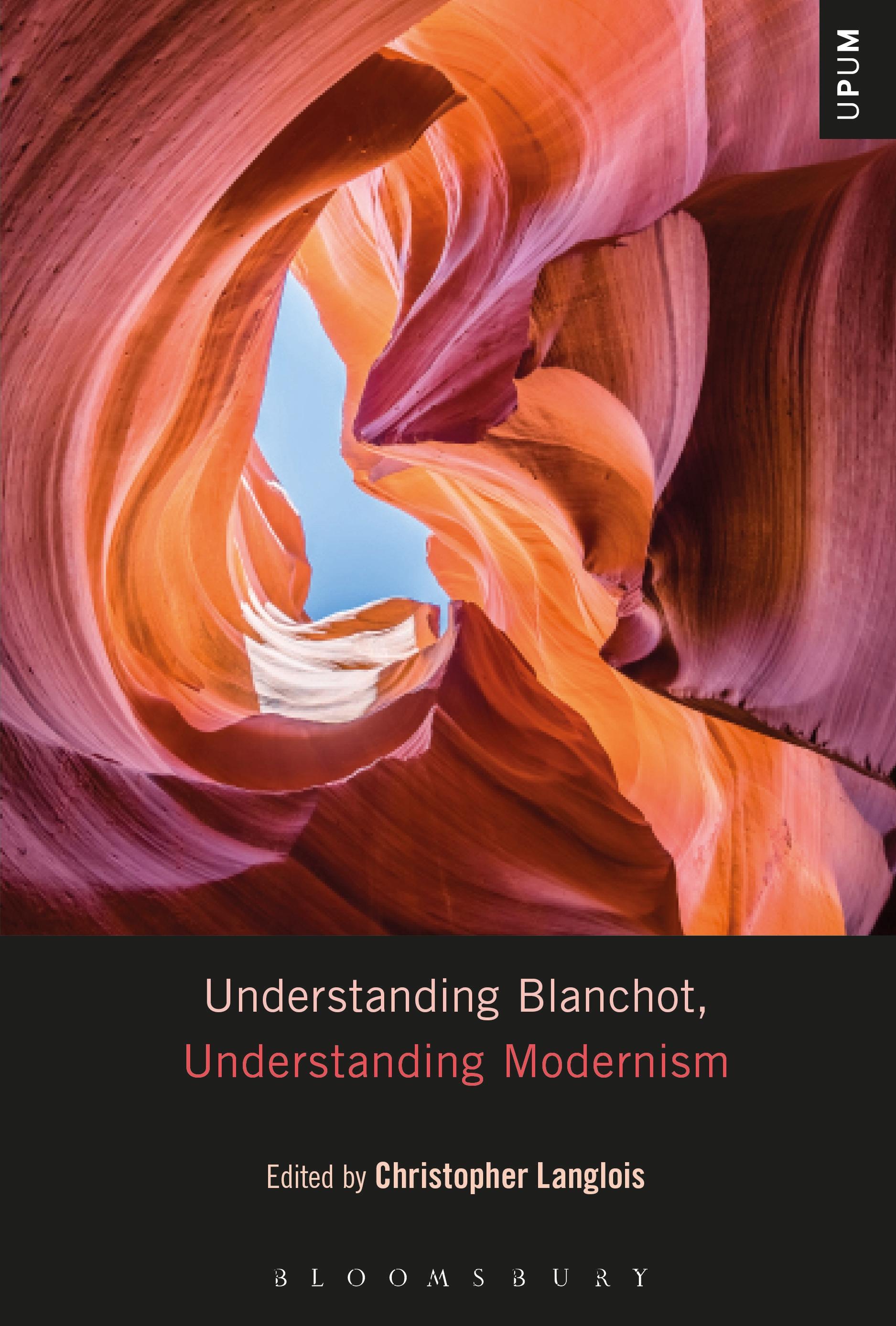 Understanding Blanchot 9781501331398