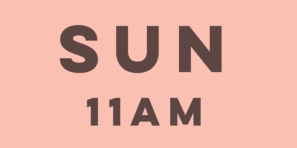11am Mass Sunday 18th October 2020