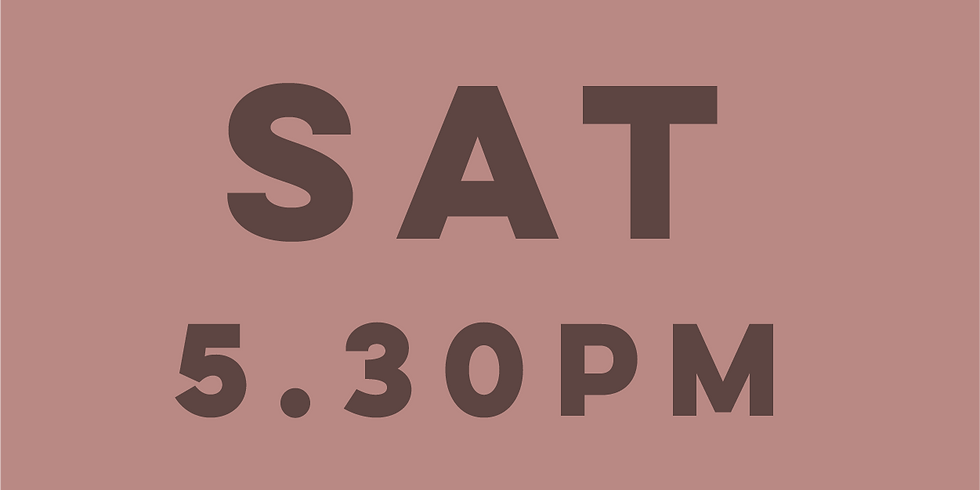 5.30pm Mass Saturday 27th February 2021