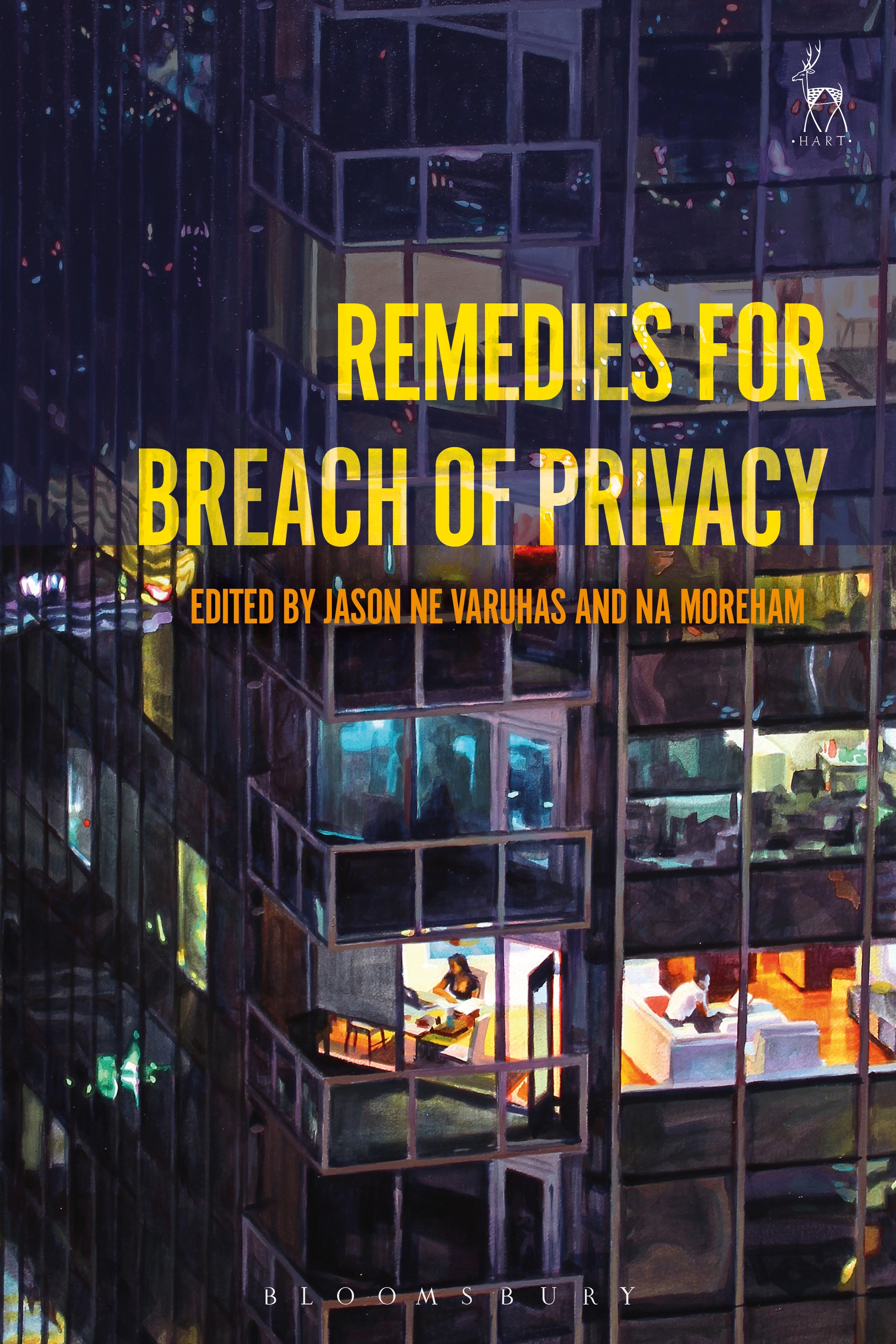 Remedies for Breach of Privacy 978150991