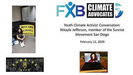 02122020YouthClimateActivistConversation