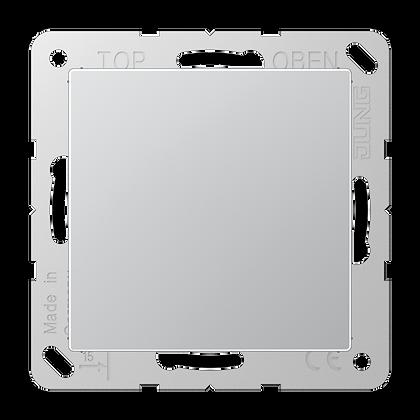 Заглушка с опорной пластиной (алюминий)