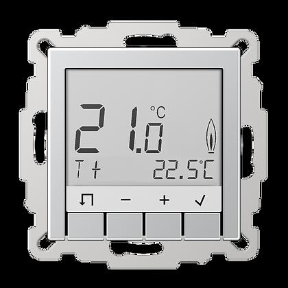 Регулятор температуры воздуха с таймером (алюминий)