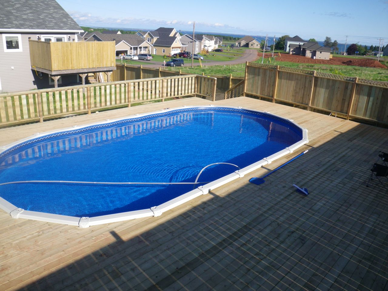 18x34 Oval Pool