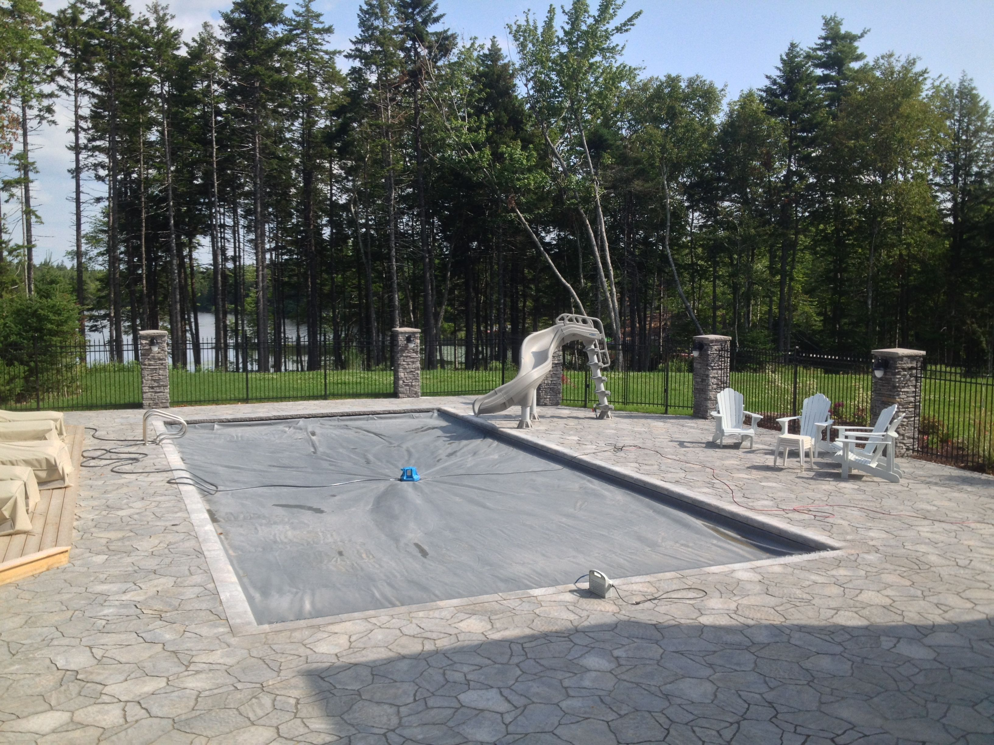 Johnston Pool Project - Hammonds Plains, NS (2)