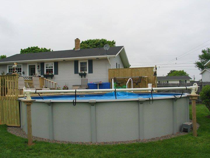 Atlantic Above Ground Pools Live For Today Pools Spas