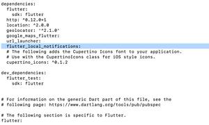 Flutter: Local Notifications
