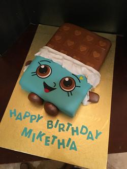 2017-03-25 SHOPKINS BDAY CAKE