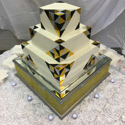 2018-03 ART DECO WEDDING