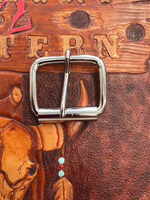 Snap Belt and  Plain Buckle