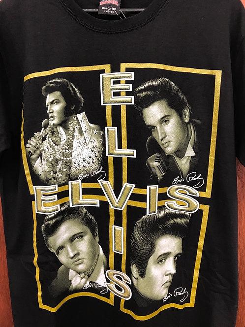 Elvis T Shirt     MU17