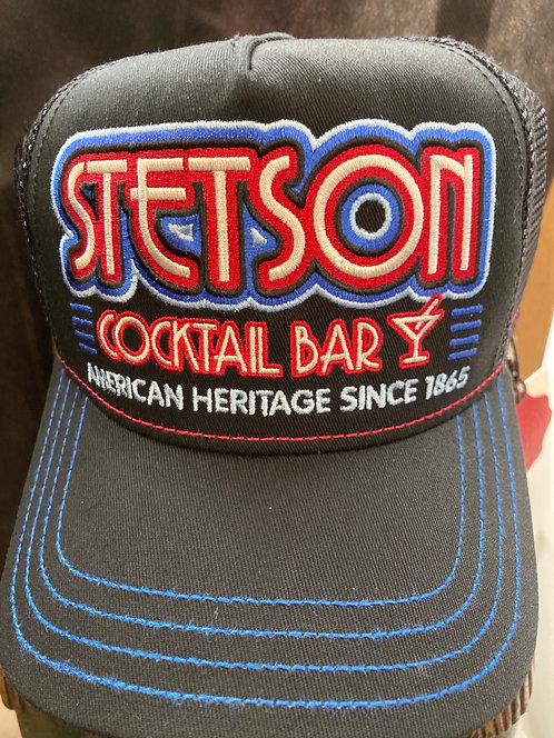 Stetson Trucker Cap - Cocktail Bar