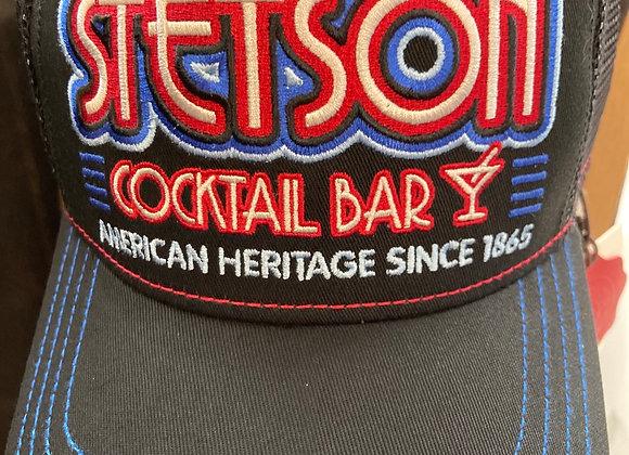 Stetson Trucker Cap - Cocktail Bar