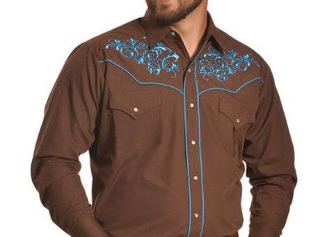 Ely Western Cowboy shirt    EO1