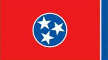 Tennessee Flag 5' x 3ft