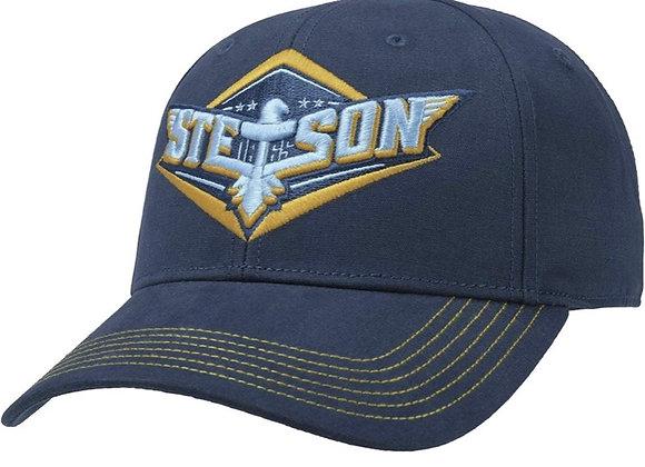 Stetson Eagle Lettering  Baseball Cap