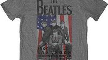 Beatles T Shirt Flag Las Vegas