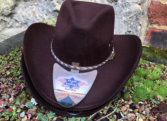Kansas Cowboy Hat by Stars & Stripes