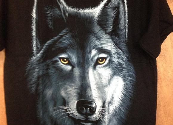 'Wild' wolf T Shirt    WF8