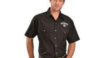 Jack Daniels Short Sleeved Shirt    JDSS